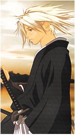 Même si la peur m'assaille, je partirai comme un Samurai. 進 Susumu12