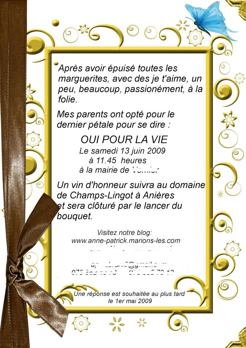 Lancer de bouquet - Page 2 Mairie10