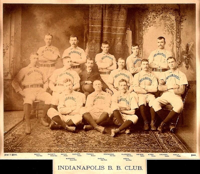 Early Teams 18872010