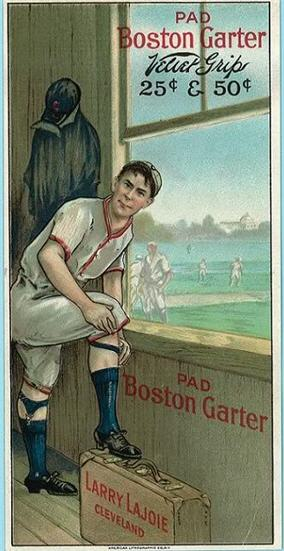 1912 Boston Garter Lajoie10