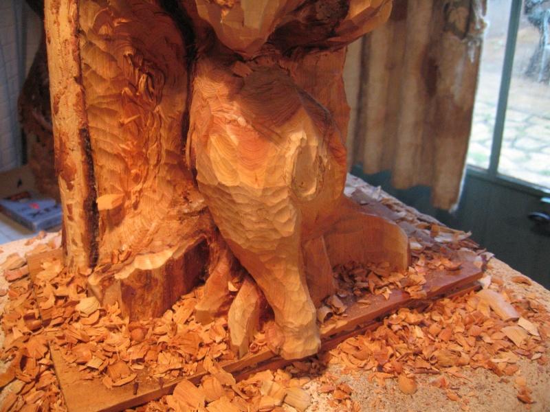 Pas à pas d'une sculpture en bois de cade - Page 2 Aaaaaa10