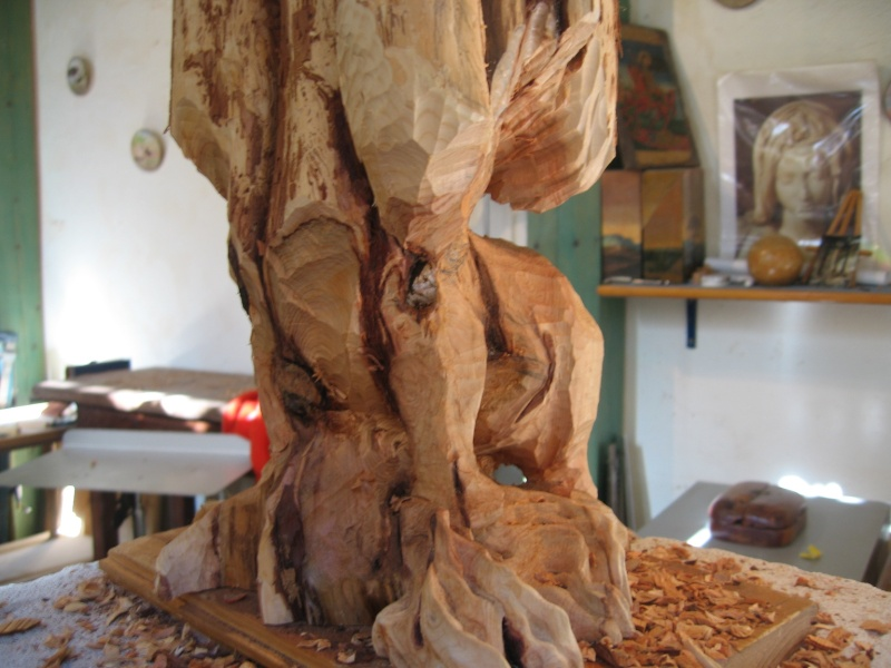 Pas à pas d'une sculpture en bois de cade - Page 2 Aaaaaa20