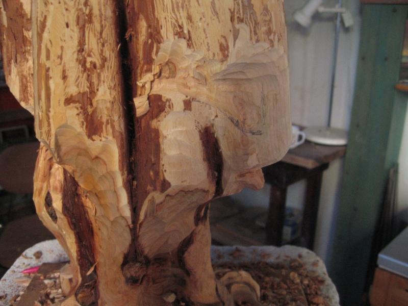 Pas à pas d'une sculpture en bois de cade - Page 2 Aaaaaa23