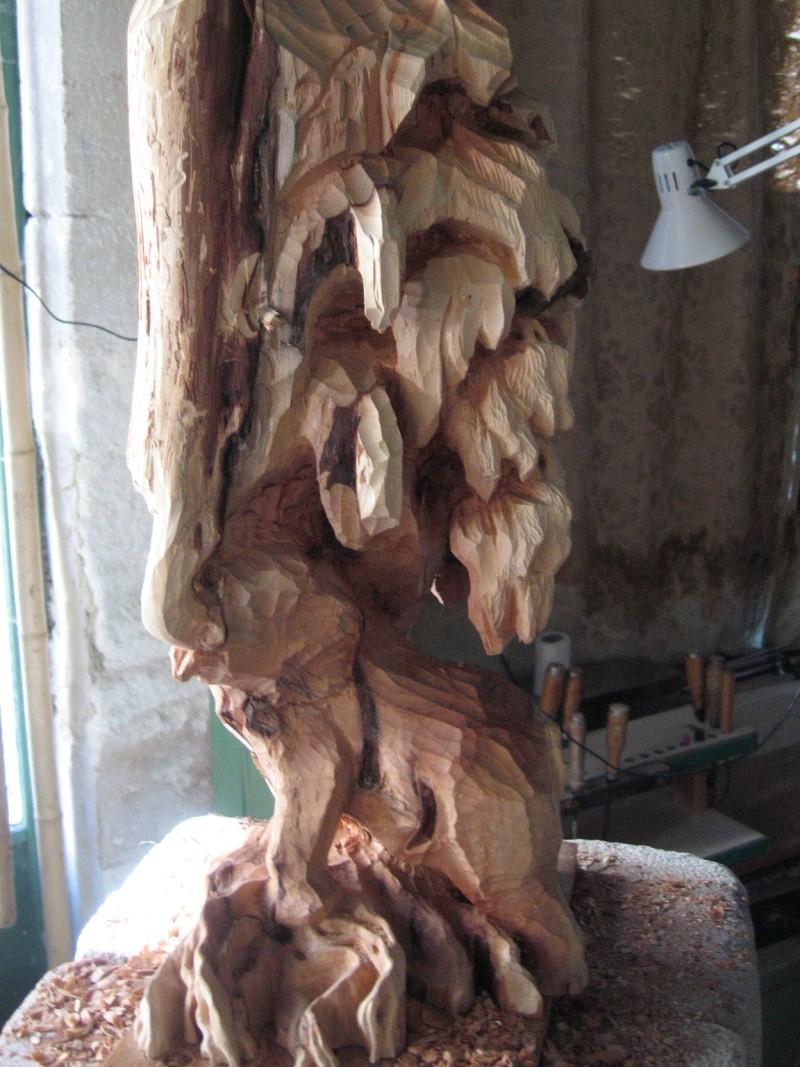 Pas à pas d'une sculpture en bois de cade - Page 2 Aaaaaa24