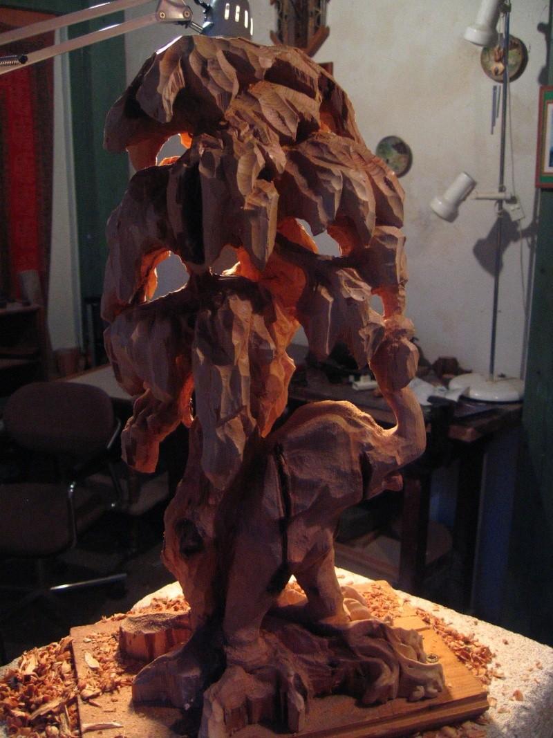 Pas à pas d'une sculpture en bois de cade - Page 2 Aaaaaa25