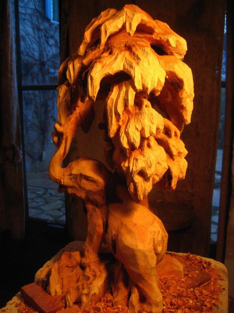 Pas à pas d'une sculpture en bois de cade - Page 2 Aaaaaa26