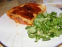 Tarte au salami Tartes10
