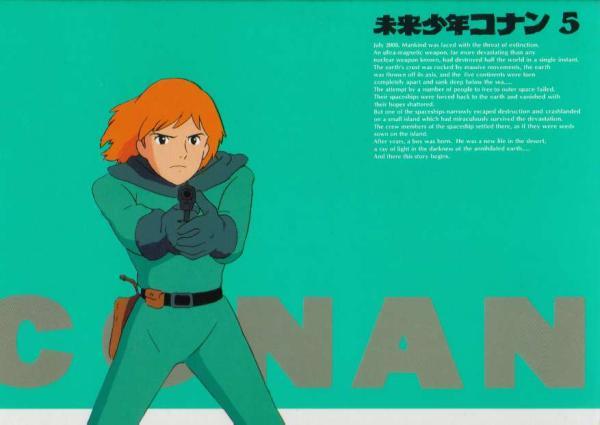 Conan Le Fils du Futur Conan_11