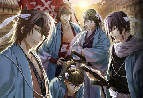 Hakuouki - Shinsengumi Kitan Hakuok10