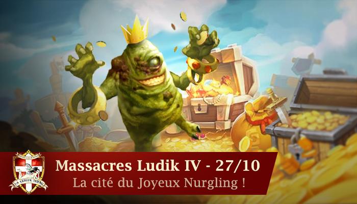 Les Massacres Ludik 4 : La cité du Joyeux Nurgling ! Bannie13