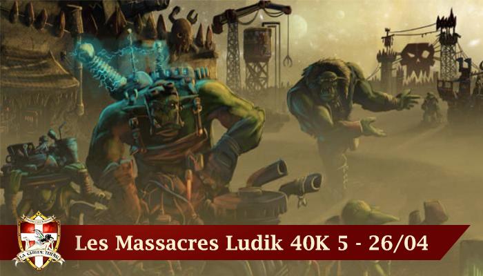 Les Massacres Ludik 5 : Retour dans le Warp !  Lml510