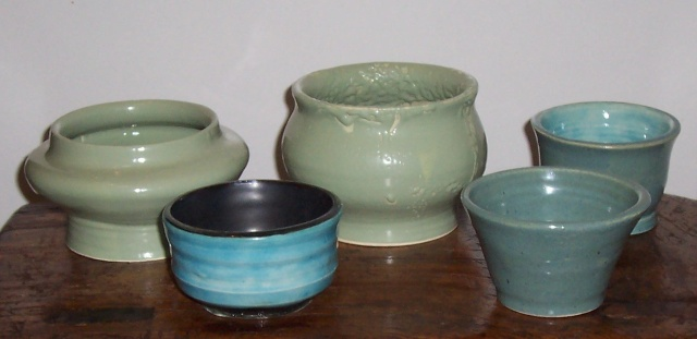 First fired pieces 01811