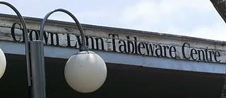 Crown Lynn Tableware centre Cl_tab10