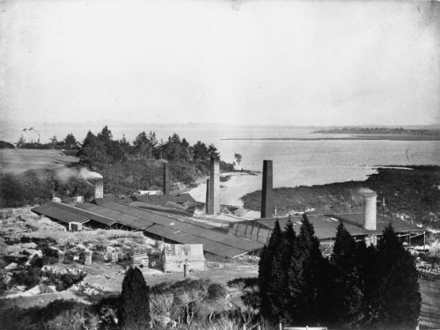 R. O. Clark's Hobsonville factory Pa1-o-10