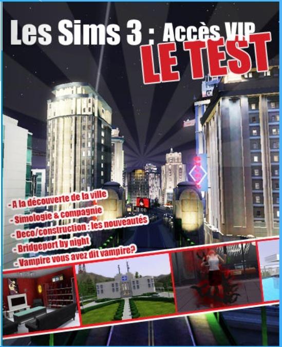 [Hors-série] Accès Vip : Le test 112