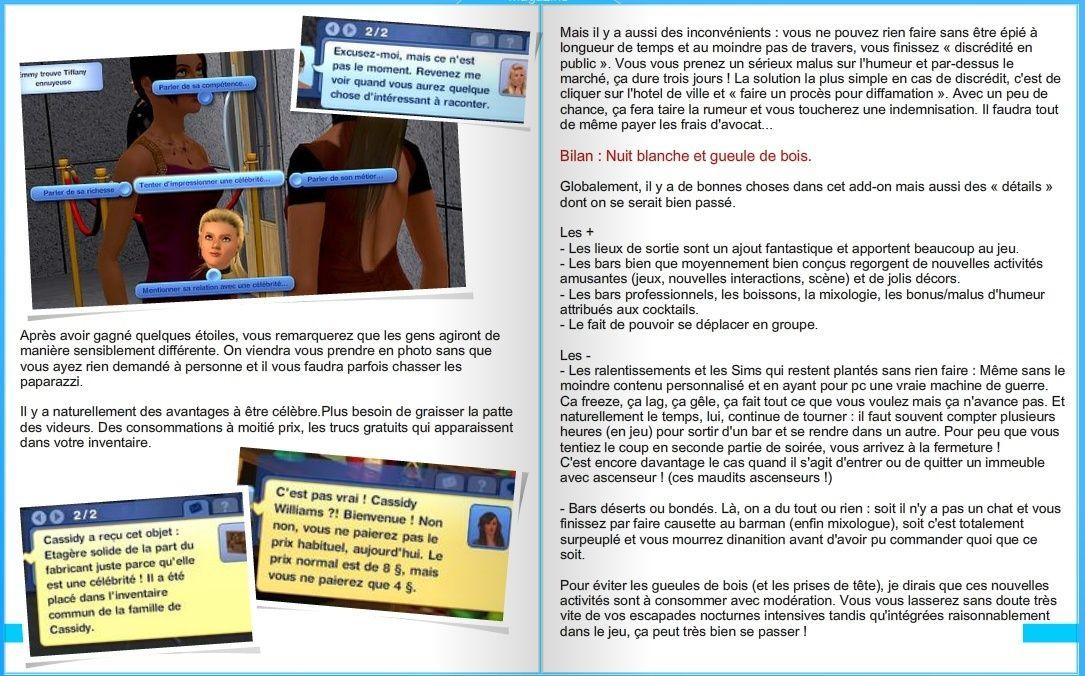[Hors-série] Accès Vip : Le test - Page 2 2011