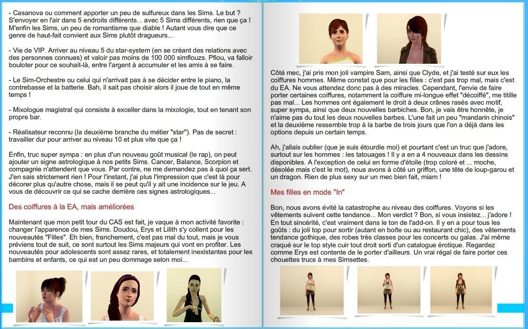 [Hors-série] Accès Vip : Le test - Page 2 711