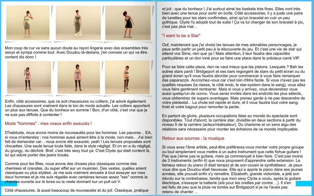 [Hors-série] Accès Vip : Le test - Page 2 811