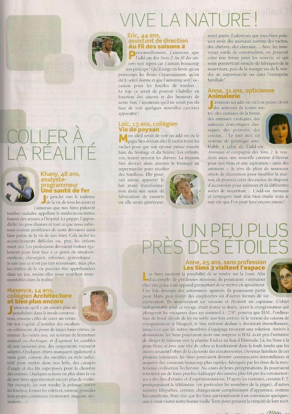 Le Magazine officiel [Arrêté] - Page 2 Numari12