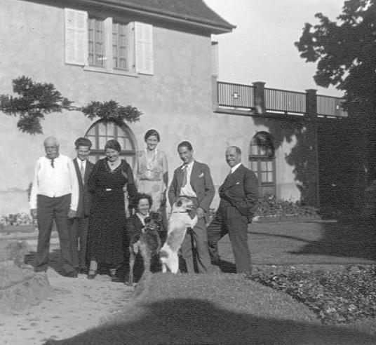 La vie au Freihof à Wangen il y a quelques années déjà..... 15910