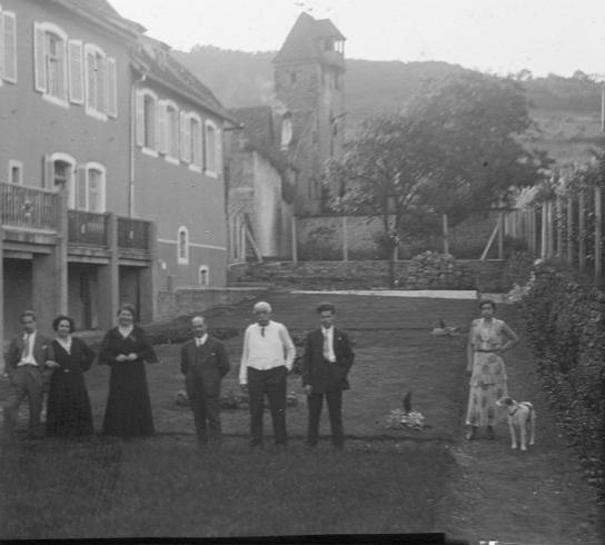 La vie au Freihof à Wangen il y a quelques années déjà..... 16010