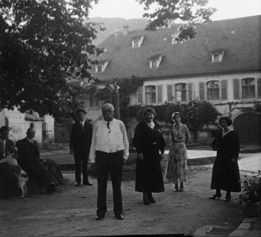 La vie au Freihof à Wangen il y a quelques années déjà..... 16110
