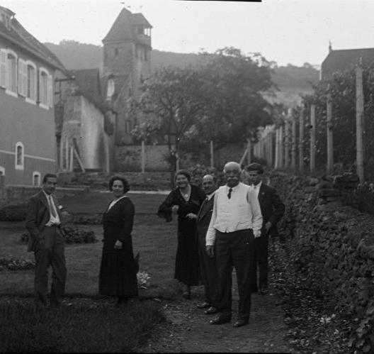 La vie au Freihof à Wangen il y a quelques années déjà..... 16210