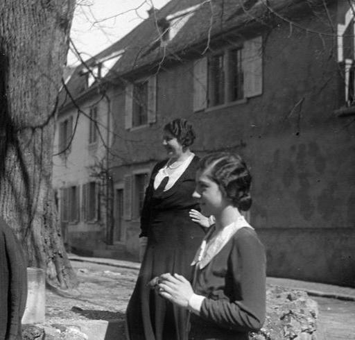 La vie au Freihof à Wangen il y a quelques années déjà..... 16510