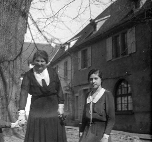 La vie au Freihof à Wangen il y a quelques années déjà..... 16610