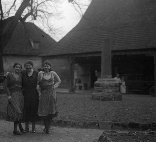 La vie au Freihof à Wangen il y a quelques années déjà..... 16710