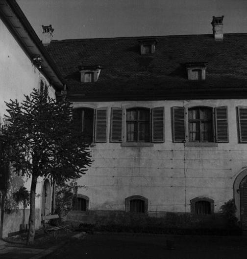 La vie au Freihof à Wangen il y a quelques années déjà..... 1710