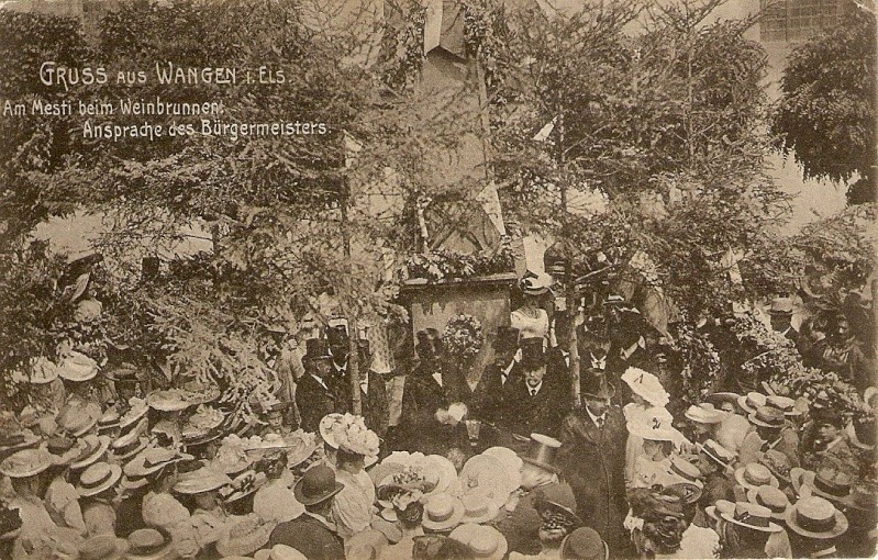 183 ème Fête de la Fontaine à Wangen  1907_111