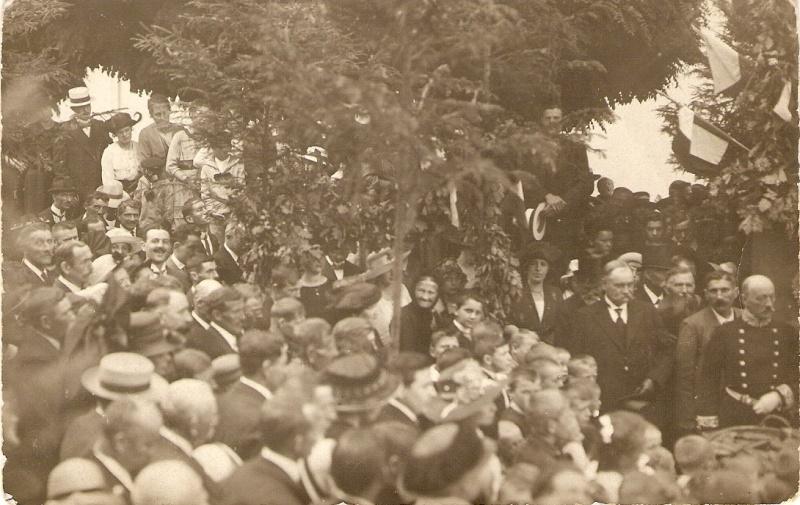Wangen:le vin,la fontaine,la fête... 1920_210