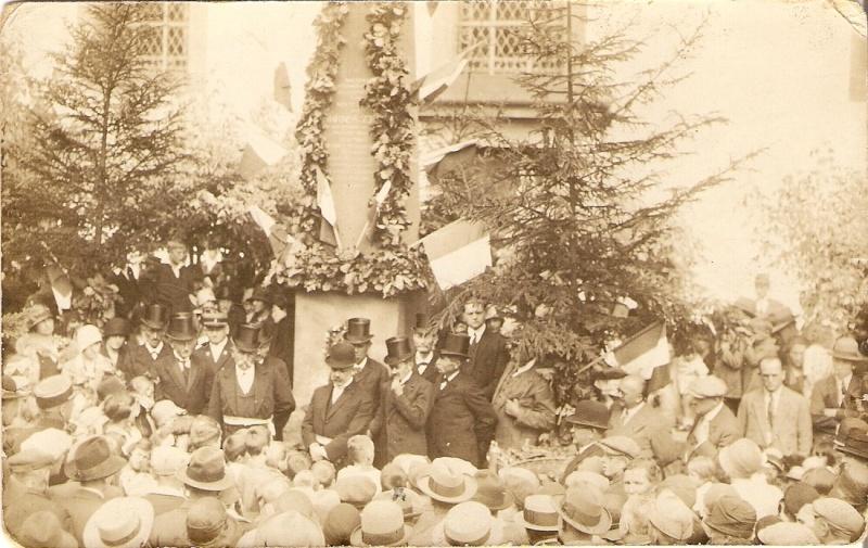 Wangen:le vin,la fontaine,la fête... 1932_210