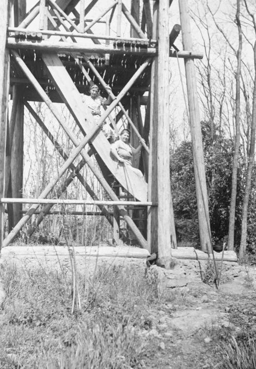Le belvédère au sommet du Wangenberg 5610