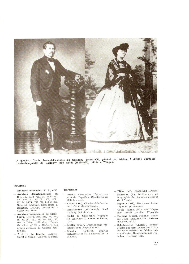 Joséphine et Louise Marguerite Garat, fille et petite fille de Schulmeister Carats23