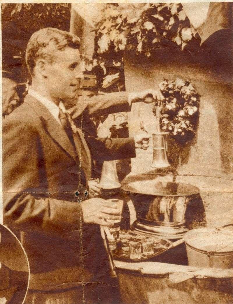 Wangen,fête de la fontaine de 1938 Font1910
