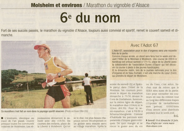 Marathon du vignoble d' Alsace 2010 les 19 et 20 juin Image142