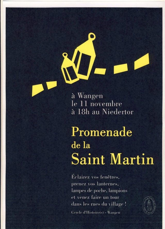 Promenade de la Saint Martin à Wangen le 11 novembre 2010 à 18h Image153
