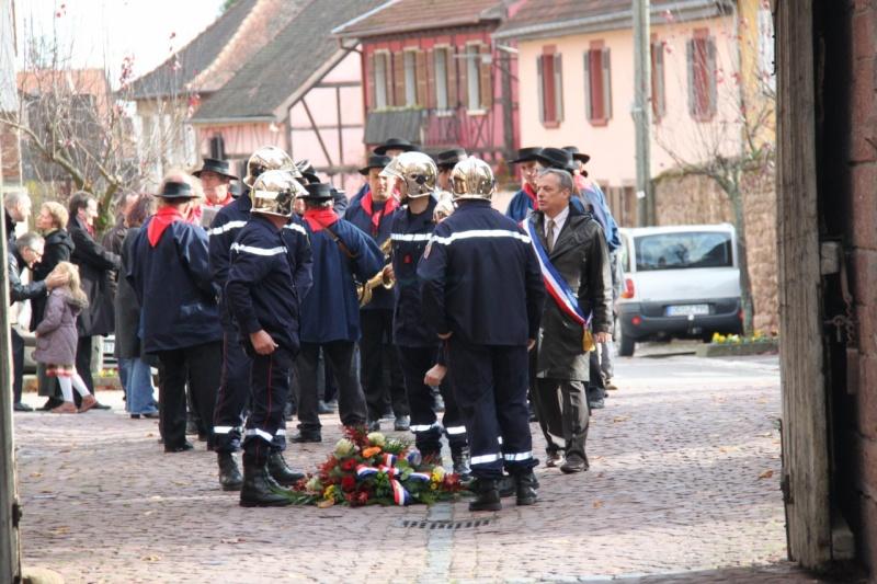 11 novembre -  Wangen 11 novembre 2010 célébration de l'Armistice  Img_0418