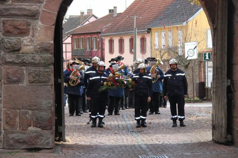 11 novembre -  Wangen 11 novembre 2010 célébration de l'Armistice  Img_0420