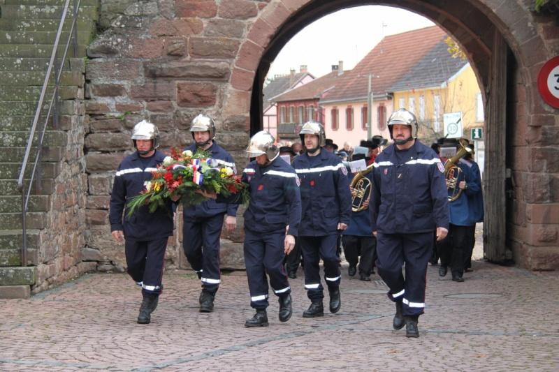 Wangen 11 novembre 2010 célébration de l'Armistice  Img_0422