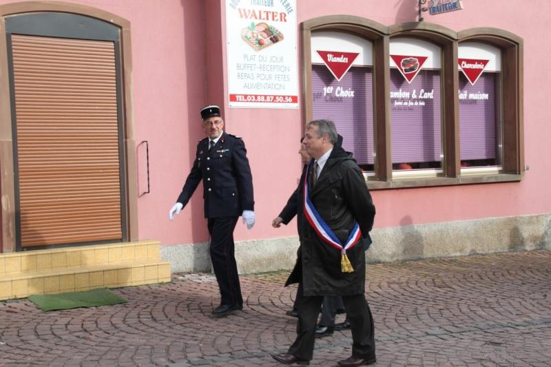 11 novembre -  Wangen 11 novembre 2010 célébration de l'Armistice  Img_0429
