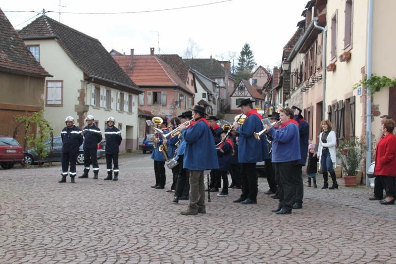 11 novembre -  Wangen 11 novembre 2010 célébration de l'Armistice  Img_0435
