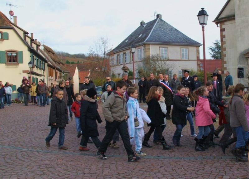 11 novembre -  Wangen 11 novembre 2010 célébration de l'Armistice  Img_0443