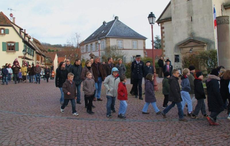 11 novembre -  Wangen 11 novembre 2010 célébration de l'Armistice  Img_0444