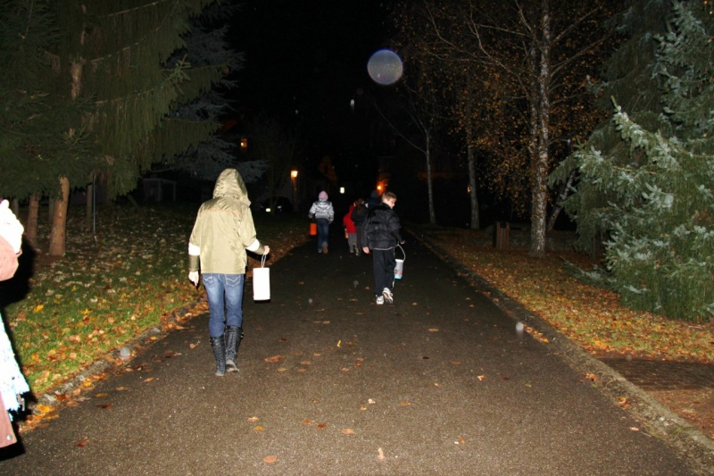 Promenade de la Saint Martin à Wangen le 11 novembre 2010 à 18h Img_0510