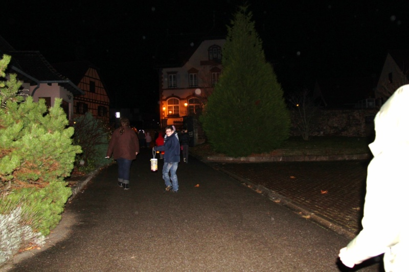 Promenade de la Saint Martin à Wangen le 11 novembre 2010 à 18h Img_0511