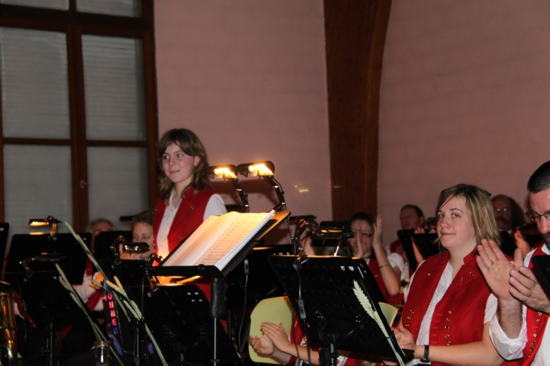 harmonie - 85ème anniversaire de la Musique Harmonie de Wangen  , 20 novembre 2010 Img_0623