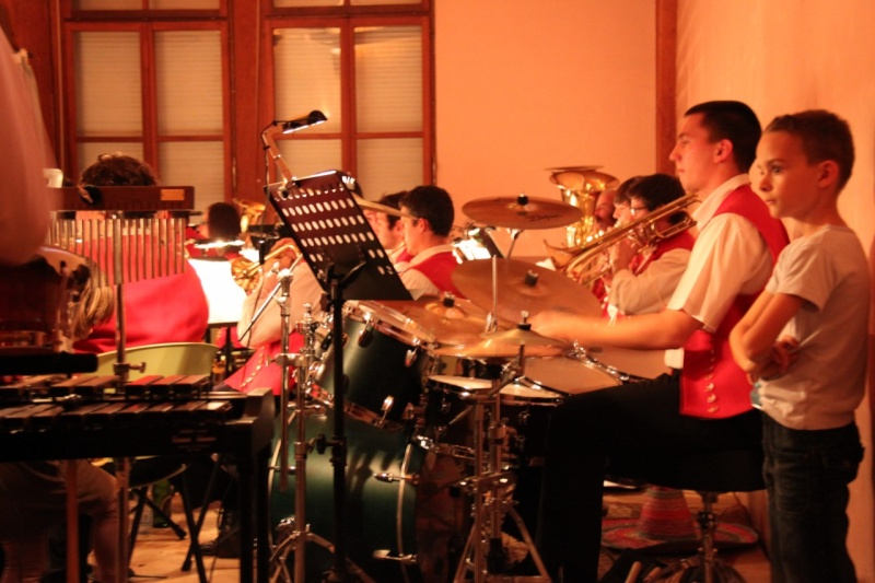 harmonie - 85ème anniversaire de la Musique Harmonie de Wangen  , 20 novembre 2010 Img_0659